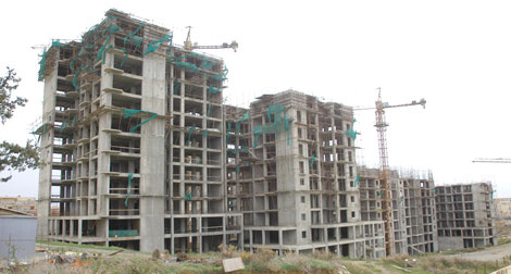 Djelfa Plus de 5.400 logements en chantier