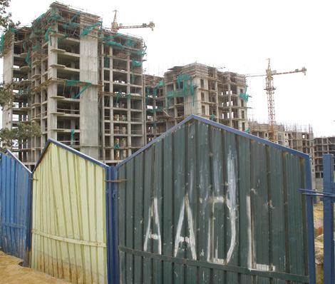 OUARGLA  Plus de 14 800 logements en chantier