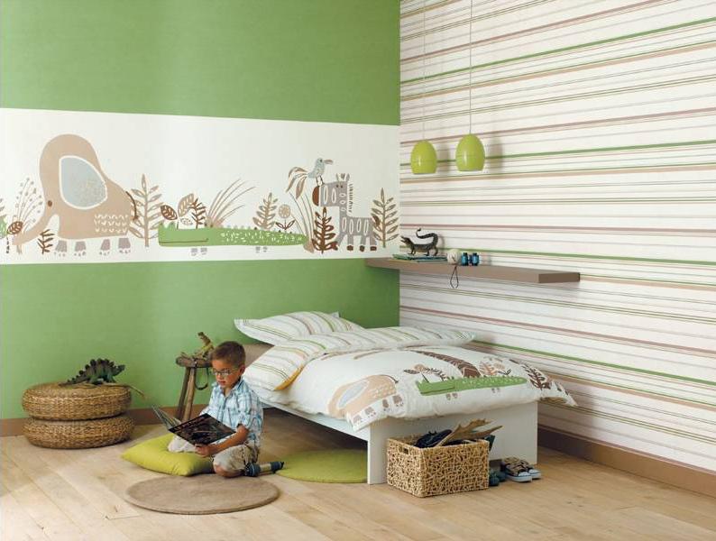 Chambre pour bébé en Algérie