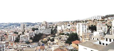 Alger 2014, entre ruines et AADL