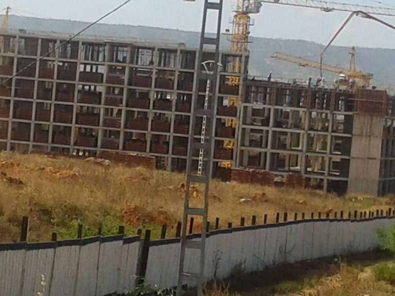 El Amria (Aïn Témouchent) Un chantier de 400 logements sociaux à la traîne