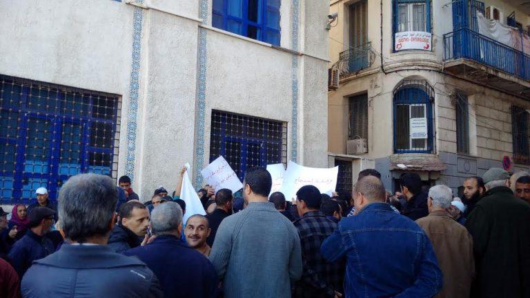 Ammi Moussa (Relizane) : Les exclus des logements sociaux manifestent