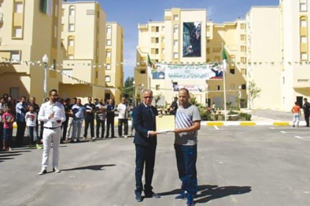 Distribution de 420 unités LSP la veille de l'Aïd à Sétif