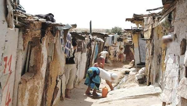 Bidonville de la cité Fakharine 3 B de Annaba : Misère et désolation