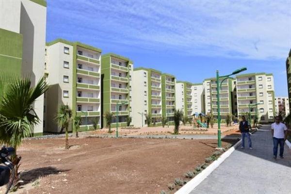 MOSTAGANEM : 3000 logements additionnels de la formule « AADL »