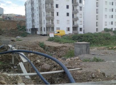 238 LPL d'El Kseur (Béjaïa) Les logements attribués attendent les VRD