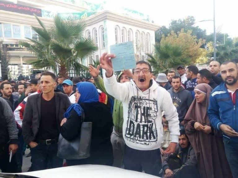 Constantine – Les 2.500 bénéficiaires de logements sociaux connus: La daïra prise d'assaut par les protestataires