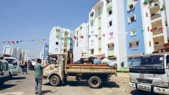 2000 familles relogées mercredi dans la wilaya d'Alger