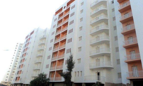 Constantine – Projet 1.000 logements LPA: Les souscripteurs décident d'occuper leurs logements le 31 décembre