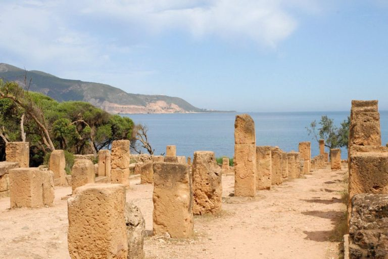 Tipaza/Un site archéologique découvert sous un chantier de l'AADL