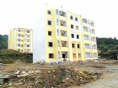 Mostaganem (SIDI ALI) : 150 logements LPA en voie de réalisation