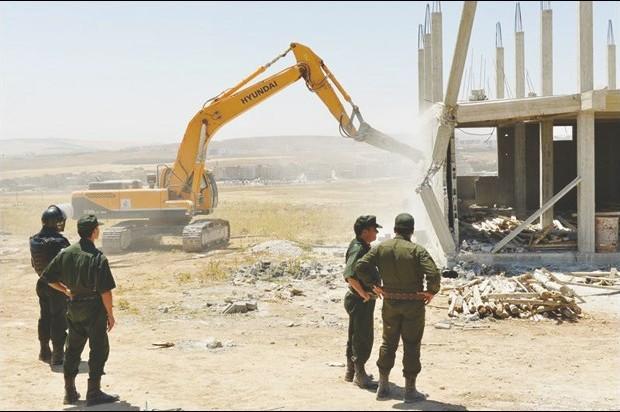 Le Nouveau Wali de Mostaganem démolira toute les constructions sans permis de construire