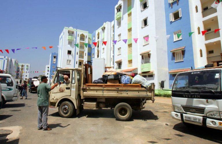 Oued Tlelat: Relogement de 200 familles à Mahdia