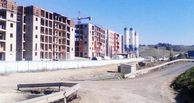 OUED TLÉLAT (ORAN) Le wali inspecte le chantier des 8 000 logements