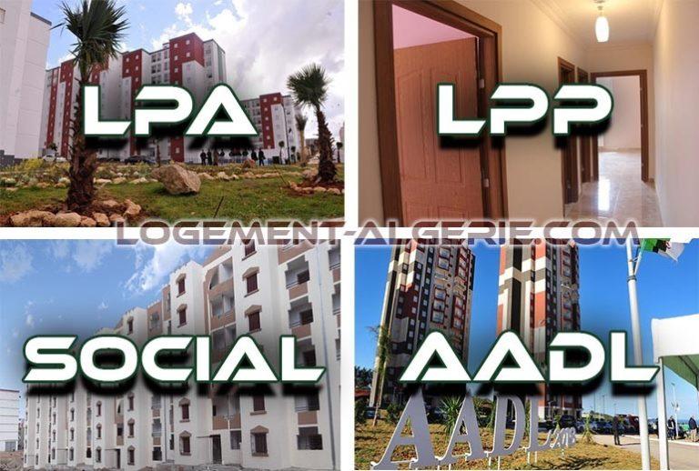 Chlef : Distribution des logements achevés avant fin 2020